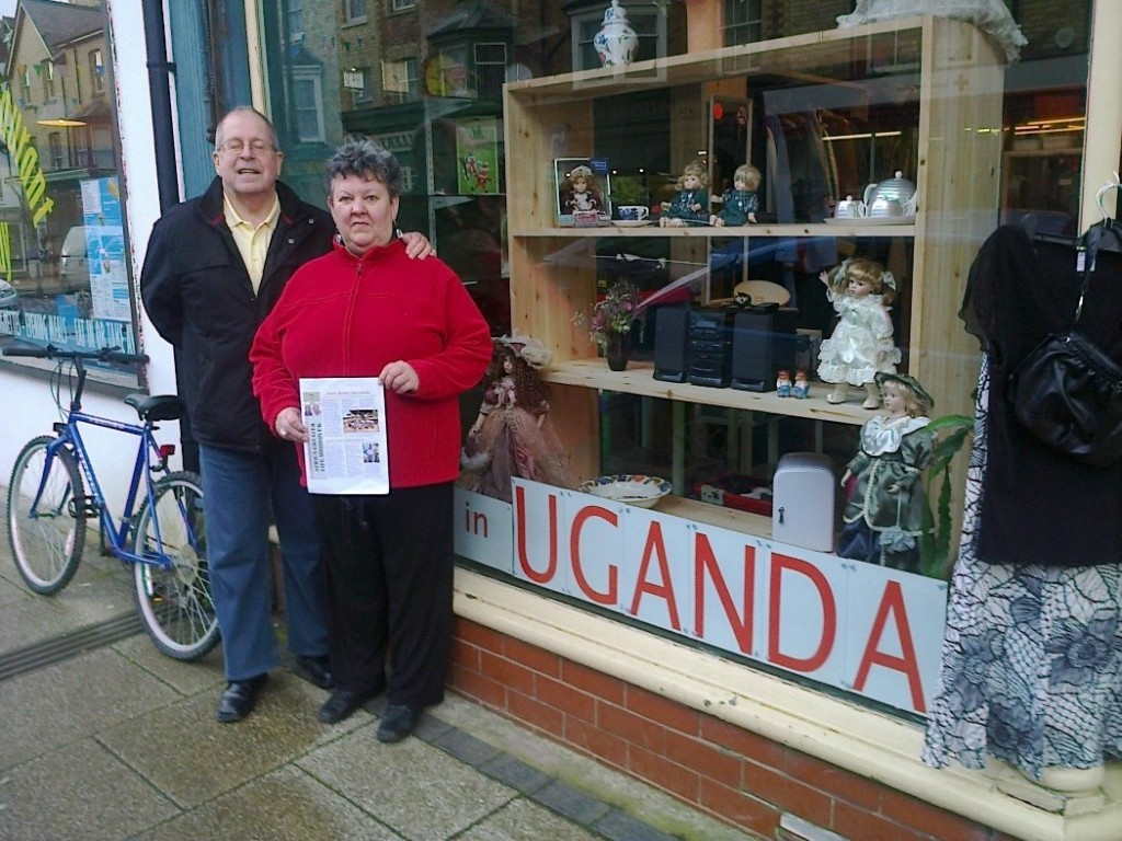 Community Charity Shop Llandrindod
